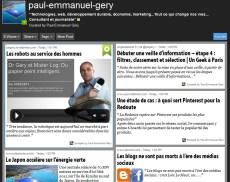scoop it Paul Emmanuel Géry